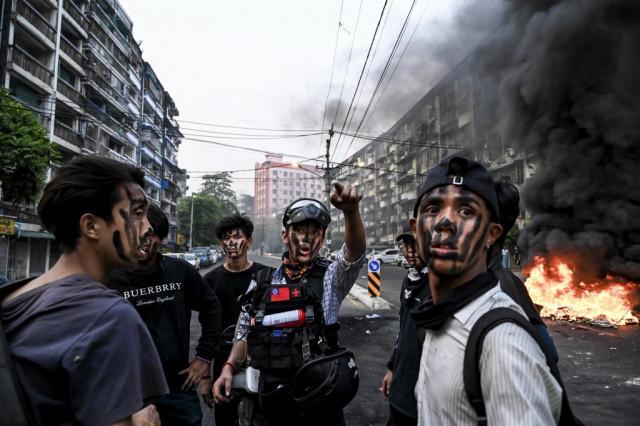 UN envoy urges action to prevent Myanmar 'civil war'
