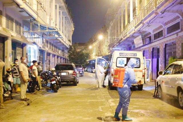 Cambodia Records 71 New COVID-19 Cases, One More Death
