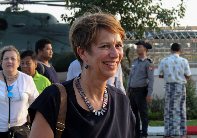 UN envoy to Myanmar still barred from visit during Asia tour