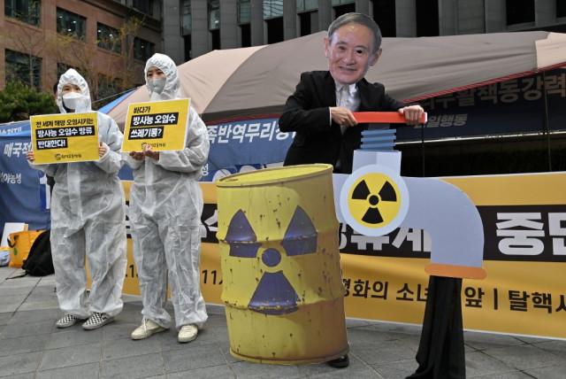 China says release of Fukushima water 'extremely irresponsible'