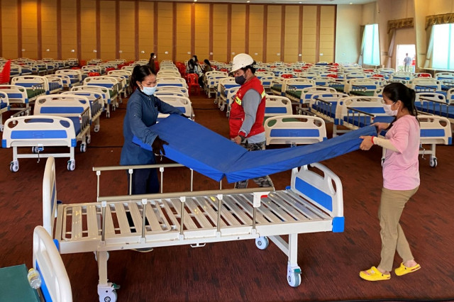 Authorities Rush to Prepare More Treatment Places as 344 New Cases Found