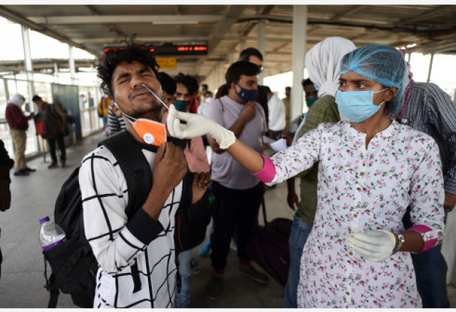 India records over 260,000 daily COVID-19 cases, tally at 14,788,109